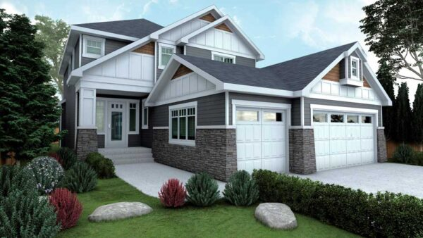 CUSTOM FAMILY HOMES